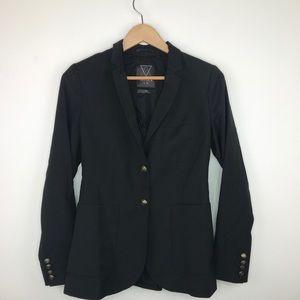 Talula black button up blazer - Size 6